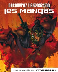 Exposition Les mangas