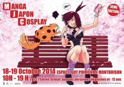 3ème Salon Manga Japon Cosplay