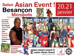 Salon Asian Event