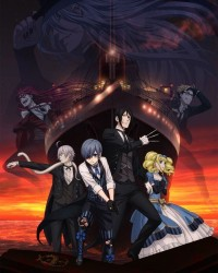 Projection Black Butler The Book of the Atlantic