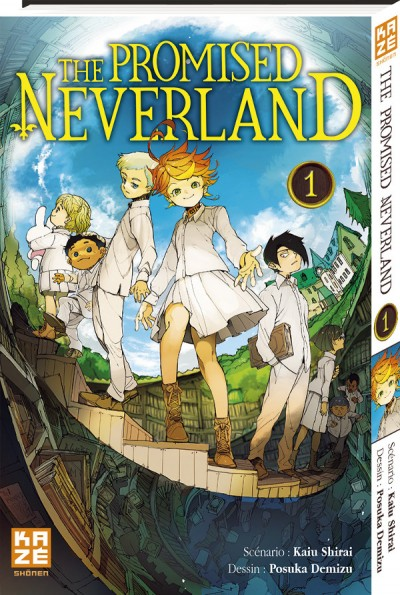 Promise The Neverland