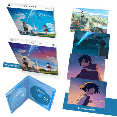Your Name 4K UHD