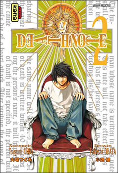 Death Note le manga