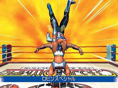 Kinnikuman Second Generations sur Game Cube