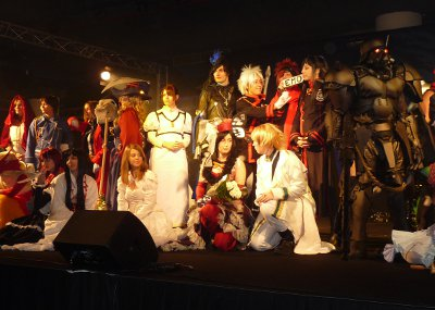 Cosplay final