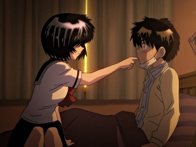 My mysterious girlfriend X
