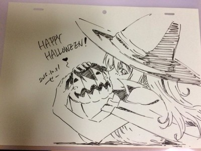 16 dessins et illustrations pour Halloween 2015