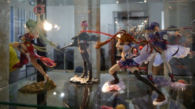 Pop-up store Good Smile Company 2016