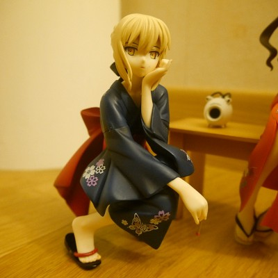 Version yukata de Saber de Fate/stay Night - Alter