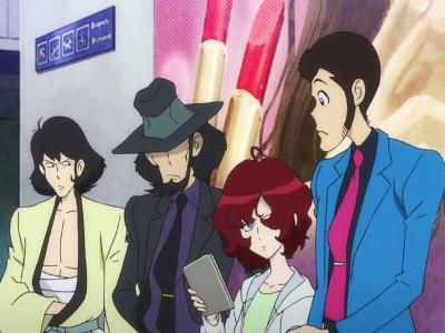 Lupin Partie V