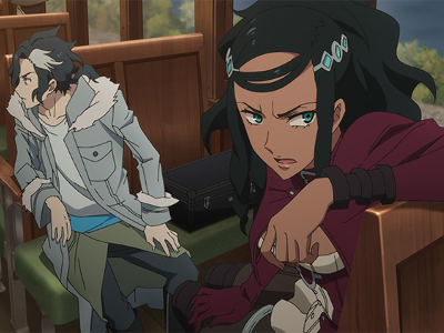 Tenrô - Sirius the Jaeger