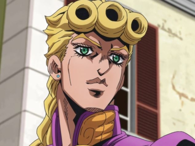 Jojo Bizarre Adventure Golden Wind