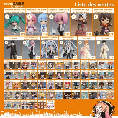 Pop up store Good Smile Company