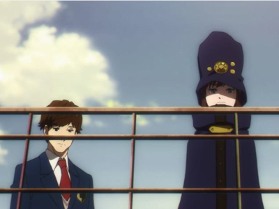 Boogiepop wa Warawanai / Boogiepop and Others