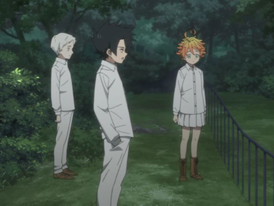 Yakusoku no Neverland / The Promised Neverland