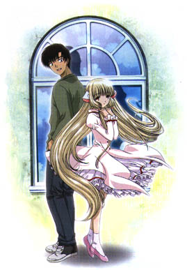 Chobits on Chobits     Anime