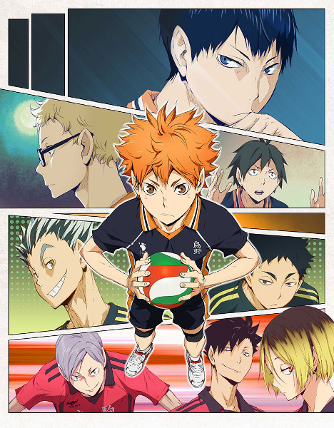 Haikyu!! Second Season