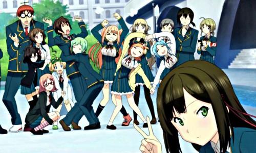 koi to senkyo to chocolate  u2022 anime