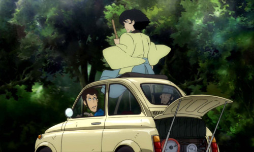 Lupin the Third - Part V