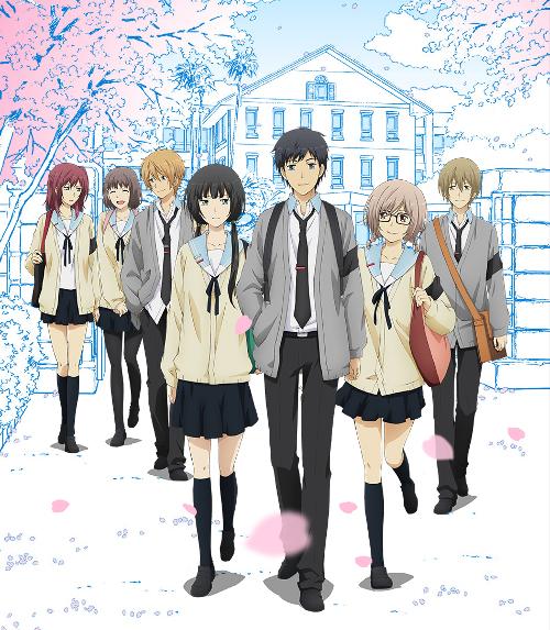 relife  u2022 anime