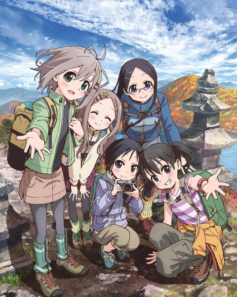Yama no Susume Third Season