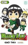 Rock Lee - Les péripeties d'un ninja en herbe