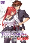 The Testament of sister new devil storm
