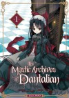 The mystic Archive of Dantalian